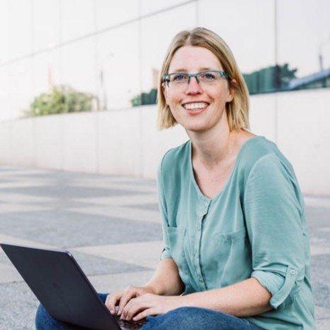 Sabrina Siemons, Cochee im Online Coaching von Birgit Arnold