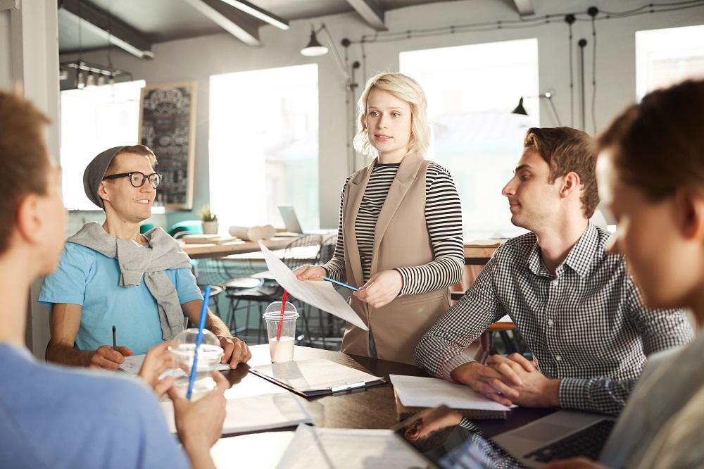 Stärken und Kompetenzen für Unternehmer, Unternehmensaufbau